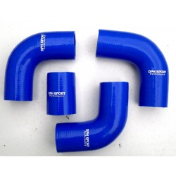 Defender 200 TDi intercooler silicone hose kit