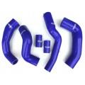 Mondeo *5 SPEED*  TDCi MK3 2.0 2.2L Full Intercooler hose kit*